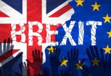 Brexit Великобритания