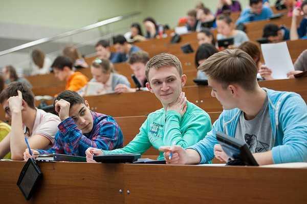 обучение украинских студентов за рубежом
