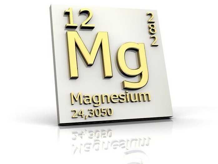 Узнайте чем нашему организму так необходим магний