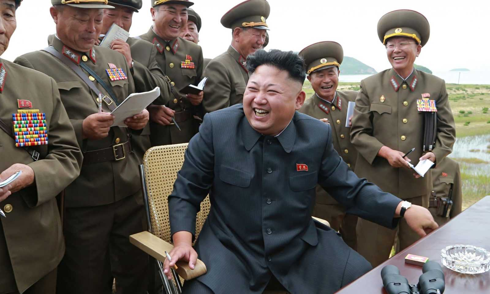 Кндр против Южной Кореи