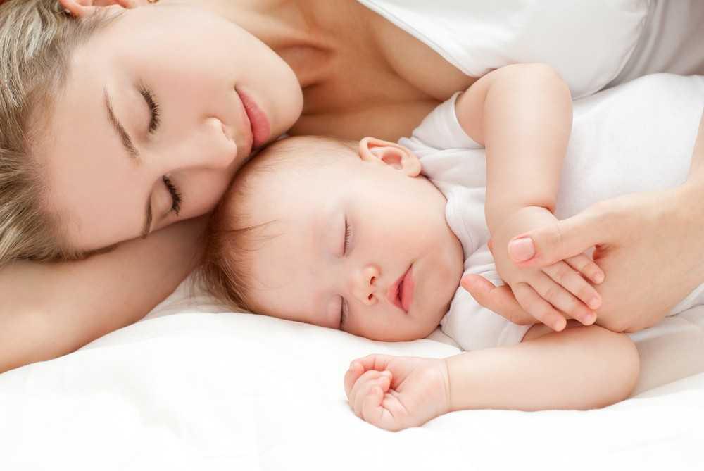 Самое важное - передать ребенку спокойствие и умиротворение