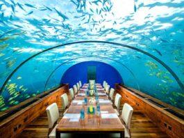 Самый романтический ресторан мира