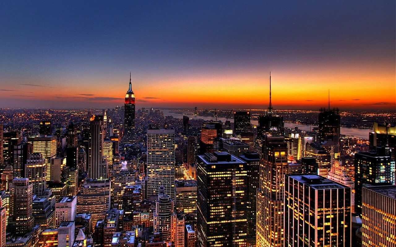 Самый технологически развитый город