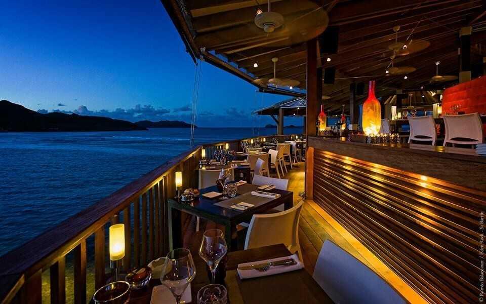 Романтический ресторан