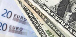 Как влияет рост евро и доллара на гривну?