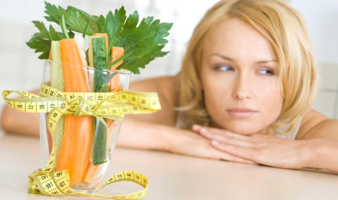 как похудеть на 15 кг?