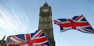 Украинцам смягчат британский визовый режим