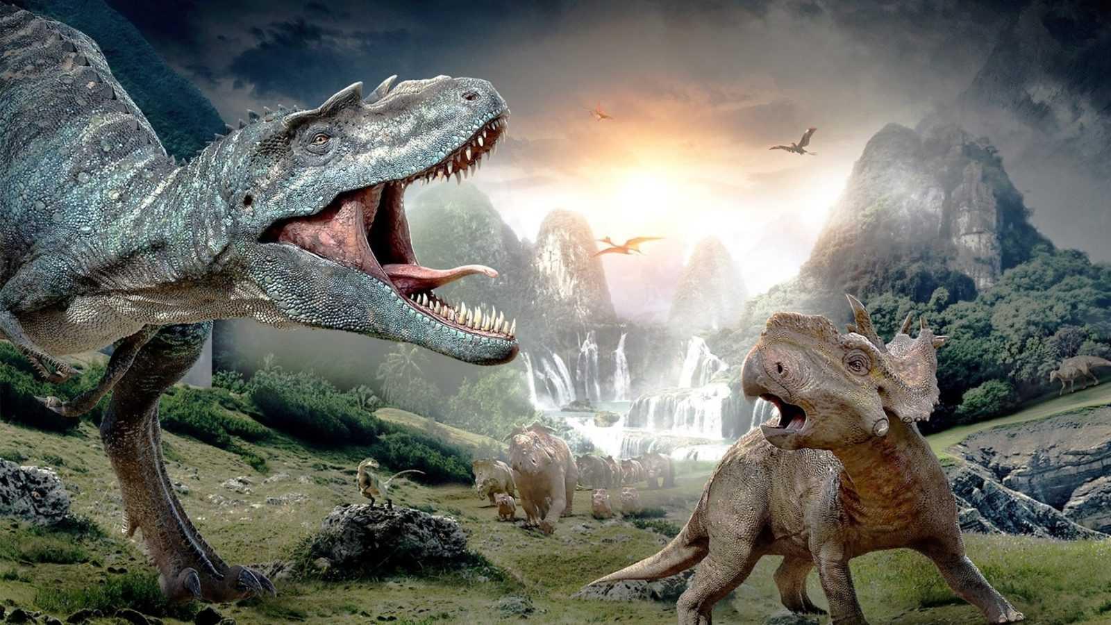 Как и почему вымерли динозавры?