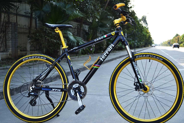 Где купить надежный горный велосипед