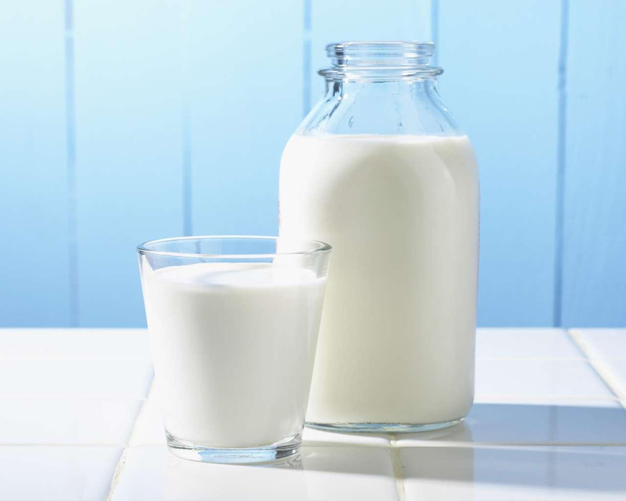Почему скисает молоко?