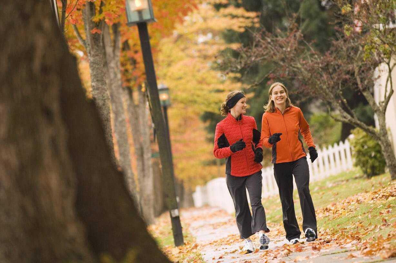 Ходьба, как способ сбросить лишний вес