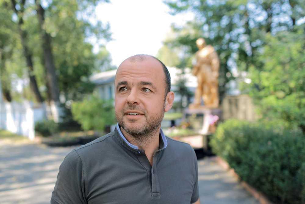 Роман Иваненко, село Бобрица