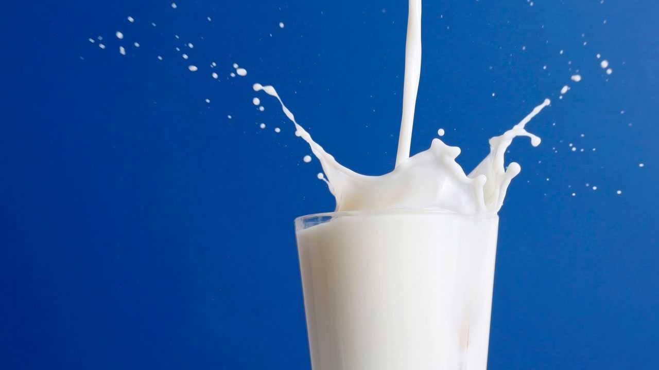 Молоко на ужин