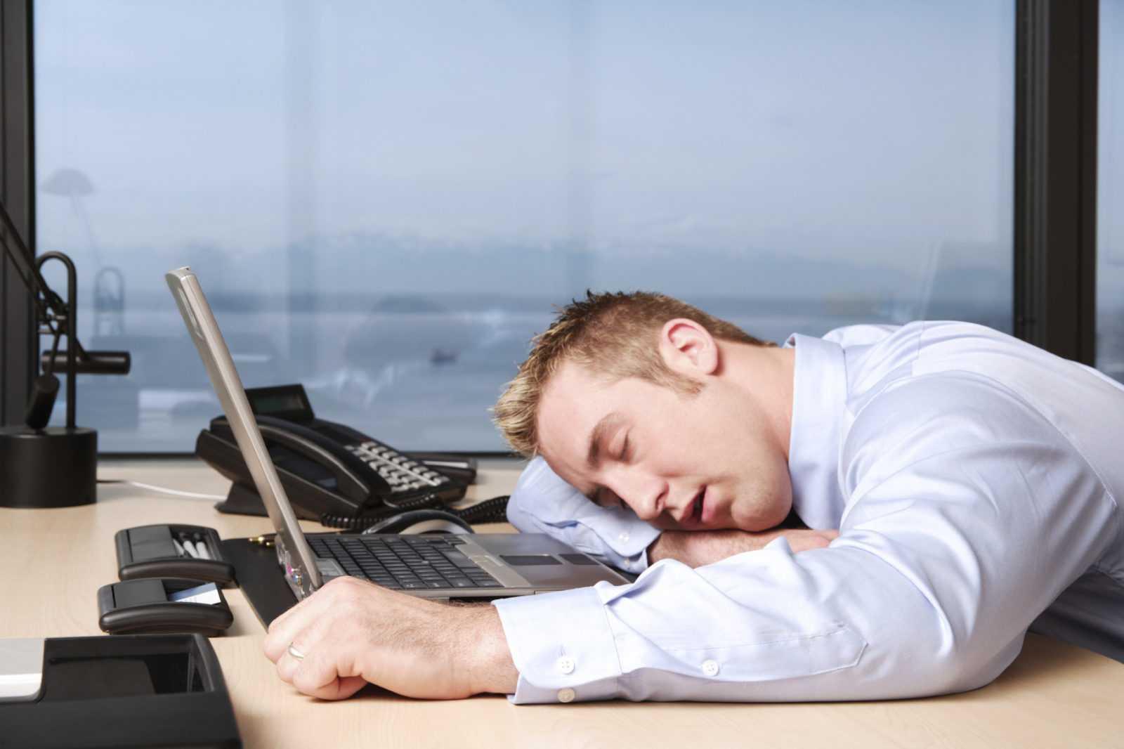 Боремся с усталостью: 10 простых способов