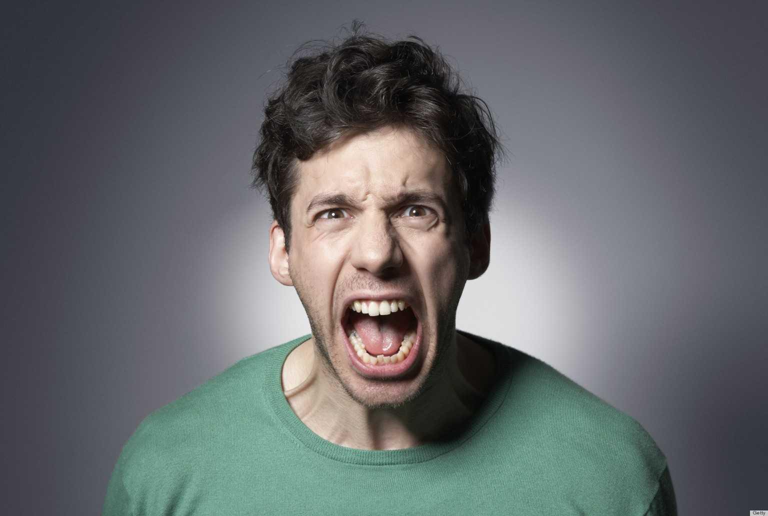 Злость полезна