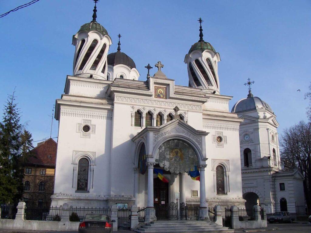 церковь Черновцы