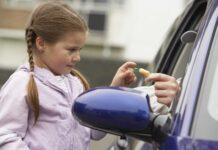 Как защитить ребенка от похищения?