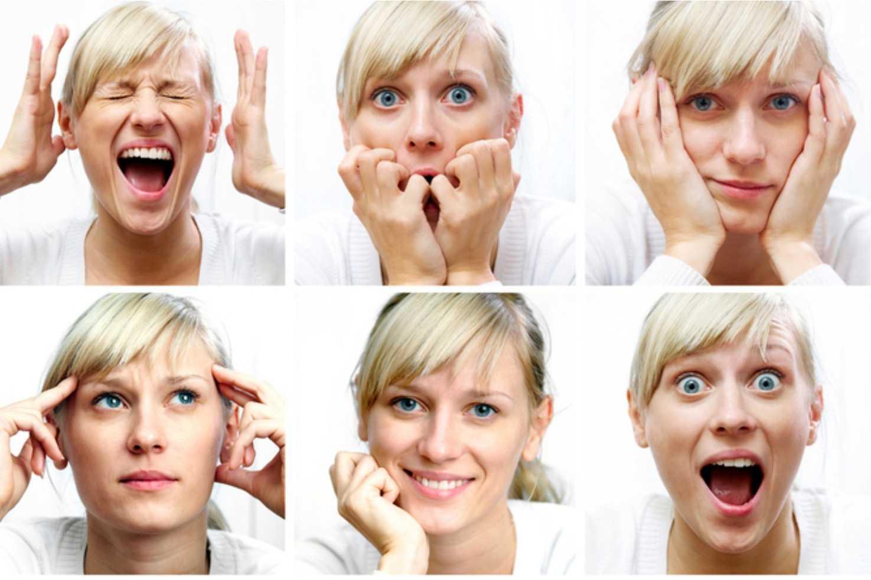 7 описаний поведения человека