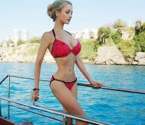 Живая Барби родом из Одессы
