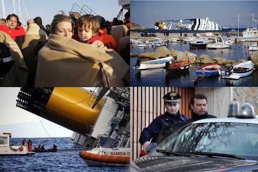 """Трагедия """"Costa Concordia"""""""
