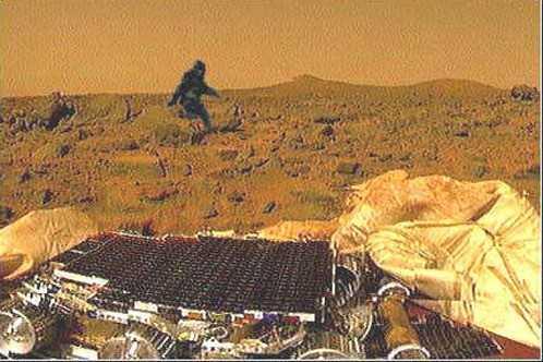 Марс: какие загадки он скрывает
